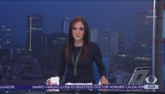 Las noticias, con Danielle Dithurbide: Programa del 13 de noviembre del 2018