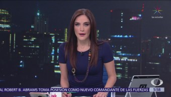 Las noticias, con Danielle Dithurbide: Programa del 8 de noviembre del 2018