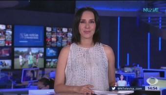 Las Noticias, con Karla Iberia: Programa del 1 de noviembre de 2018