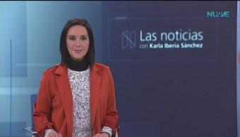 Las Noticias, con Karla Iberia: Programa del 15 de noviembre de 2018