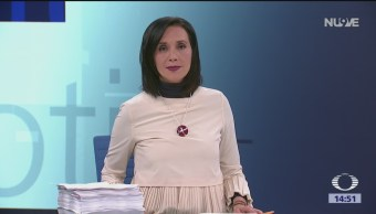 Las Noticias, con Karla Iberia: Programa del 29 de noviembre de 2018