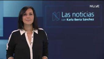 Las Noticias, con Karla Iberia: Programa del 6 de noviembre de 2018