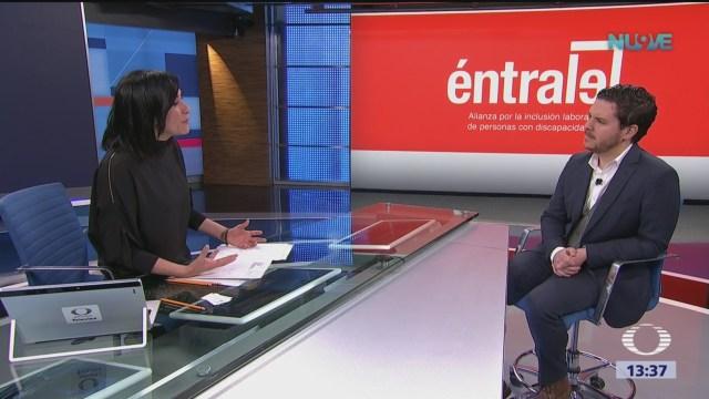 La Inclusión Laboral Personas Con Discapacidad Fernando Estrada Franco, Director Ejecutivo Del Alianza Éntrale Discapacidad