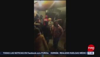 Linchan a presunto ladrón en Juchitepec, Estado de México