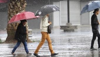 Frente frío número 9 ocasionará lluvias en 28 estados