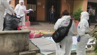 Localizan Cuerpo Adolescente Dentro Maleta Tlatelolco