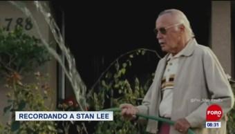 #LoEspectaculardeME: Recordando al escritor Stan Lee
