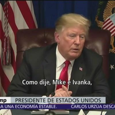 Ivanka Trump y Mike Pence acudirán a investidura presidencial de AMLO