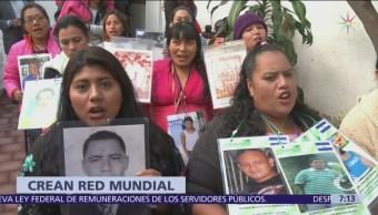 Madres de migrantes desaparecidos acuerdan crear red mundial