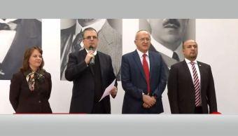Marcelo Ebrard confirma a Jesús Seade como subsecretario sre
