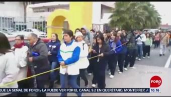 Marchan en memoria de la joven Valeria Cruz Medel