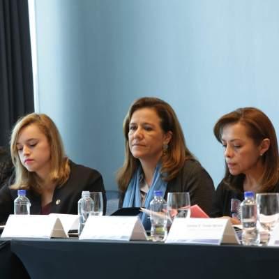Eliminación de pensión no afectará a Calderón, asegura Margarita Zavala
