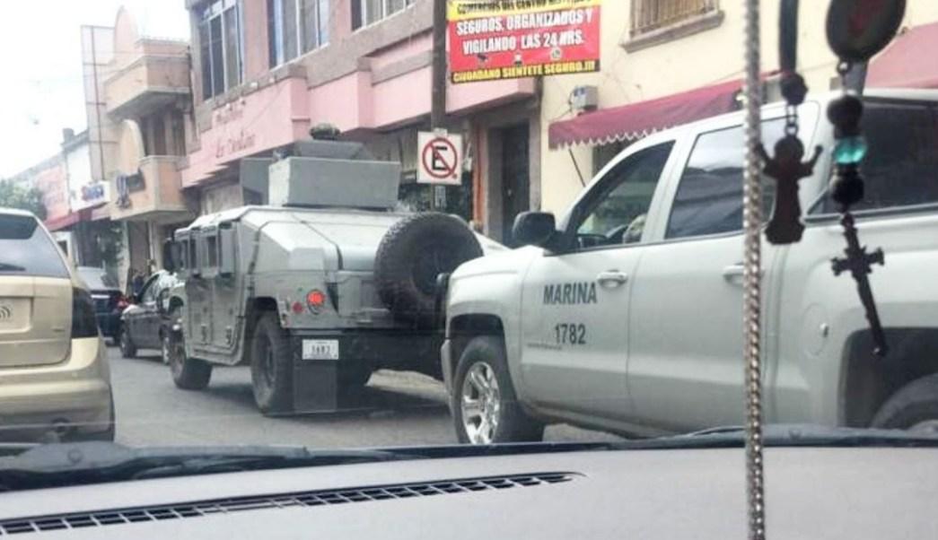 Marina refuerza el combate a huachicoleros en Guanajuato