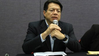 Mario Delgado: No, a iniciativas que afecten la estabilidad económica