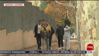 Más de 160 menores viven hacinados en un centro para migrantes en Madrid