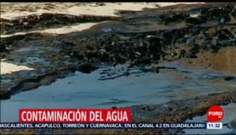 Más de 2 mil millones de personas se abastecen de agua potable contaminada