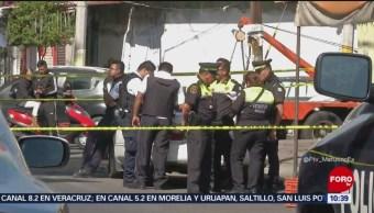 Matan a comerciante en calles de Nezahualcóyotl
