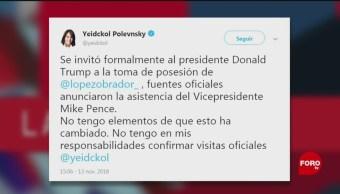Yeidckol Polevnsky Trump Paparrucha Del Día