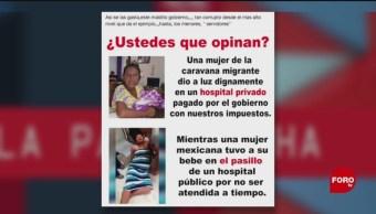 Migrantes Mensajes De Odio Paparrucha Del Día