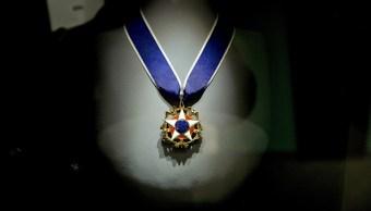 Trump otorga 'Medalla de la Libertad' a Elvis Presley