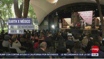 'Earth X' México, la expo medio ambiental más grande