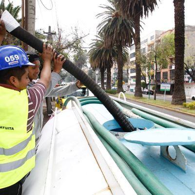 Miguel Hidalgo y Cuauhtémoc, sin afectaciones por megacorte de agua
