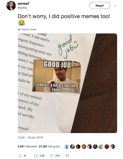 Profesora Califica Memes Tareas Alumnos Maestra