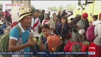Menores Migrantes Viajan Solos Caravana Migrante