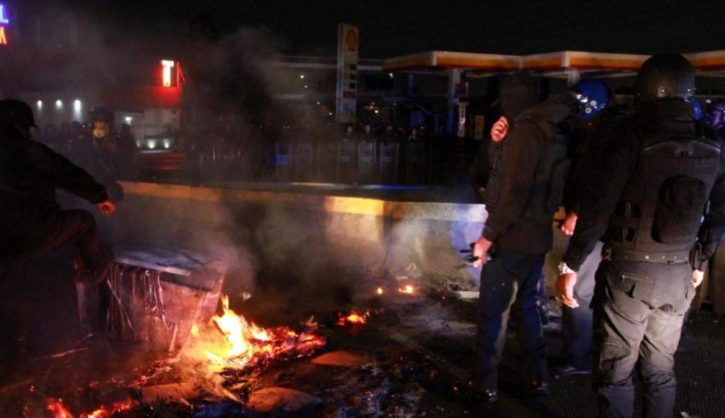 Bloqueo en la México-Pachuca: ¿Qué pasó en 20 horas de afectaciones, violencia y caos?