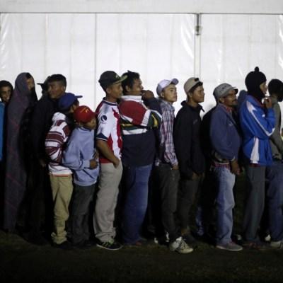 CDMX ya alberga a 4 mil migrantes centroamericanos; se esperan más