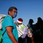 Migrantes de segunda caravana presentan fiebre e infecciones