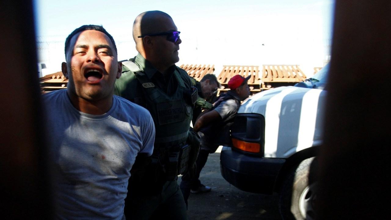 Caravana Migrante: Patrulla Fronteriza arresta a 42 personas