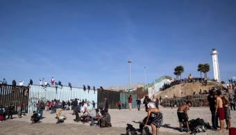 Caravana Migrante; continúa arribo centroamericanos Tijuana