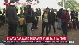 Migrantes enfrentan frente frío 10 en Veracruz
