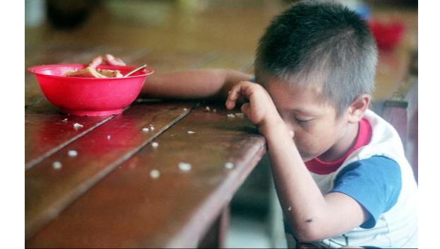 Millones de niños sufren desnutrición en América Latina. (Getty Images, archivo)