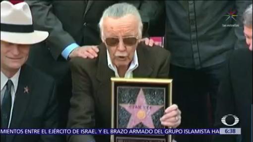 Muere Stan Lee, uno de los creadores del mundo Marvel