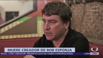 Muere Stephen Hillenburg, creador de la caricatura de Bob Esponja