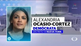 Mujeres Ganadoras Elecciones Intermedias Estados Unidos