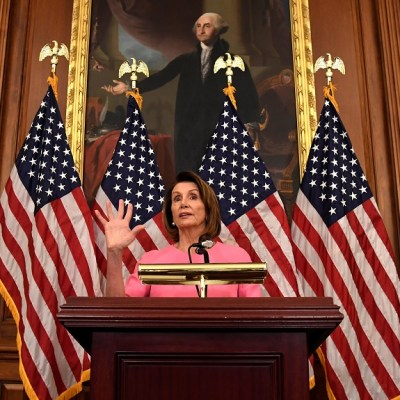 Pelosi: T-MEC no será ratificado sin reforma laboral en México