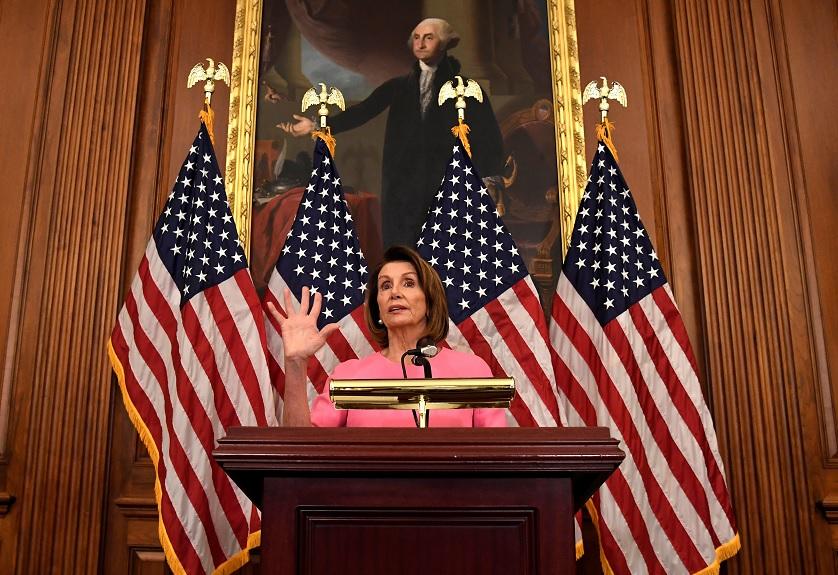 Pelosi: T-MEC no se ratifica sin reforma laboral en México