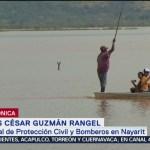 Nayarit recibirá recursos del Fonden para atender a damnificados