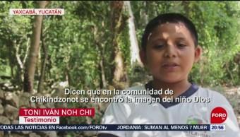 Niño Maya Gana Concurso De Narración