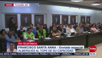 Honduras Instalará Oficina Móvil Acompañar Caravana Migrante México Embajada De Honduras Caravana Migrante Que Se Dirige A Estados Unidos
