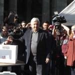 Realizan segunda consulta nacional convocada por AMLO