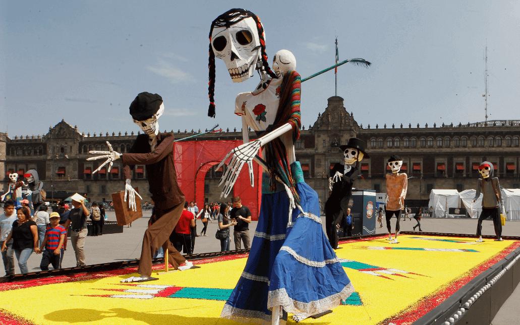 Día de Muertos, una celebración con raíces prehispánicas