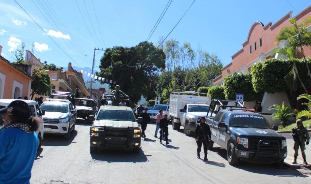 Desplazados de Guerrero regresan a sus comunidades