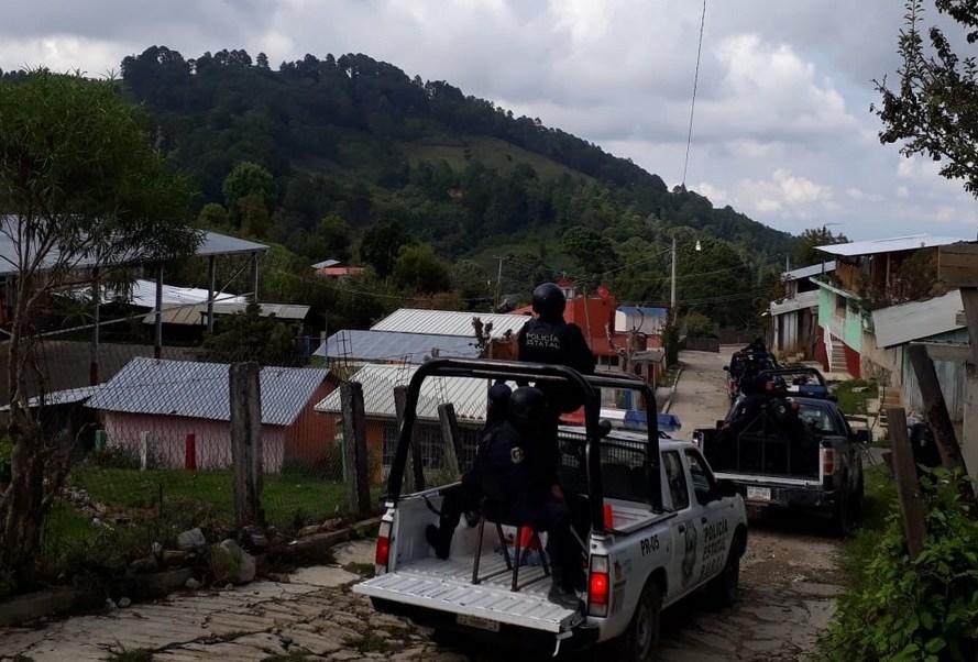 Violencia Guerrero; siete muertos tras irrupción grupo armado