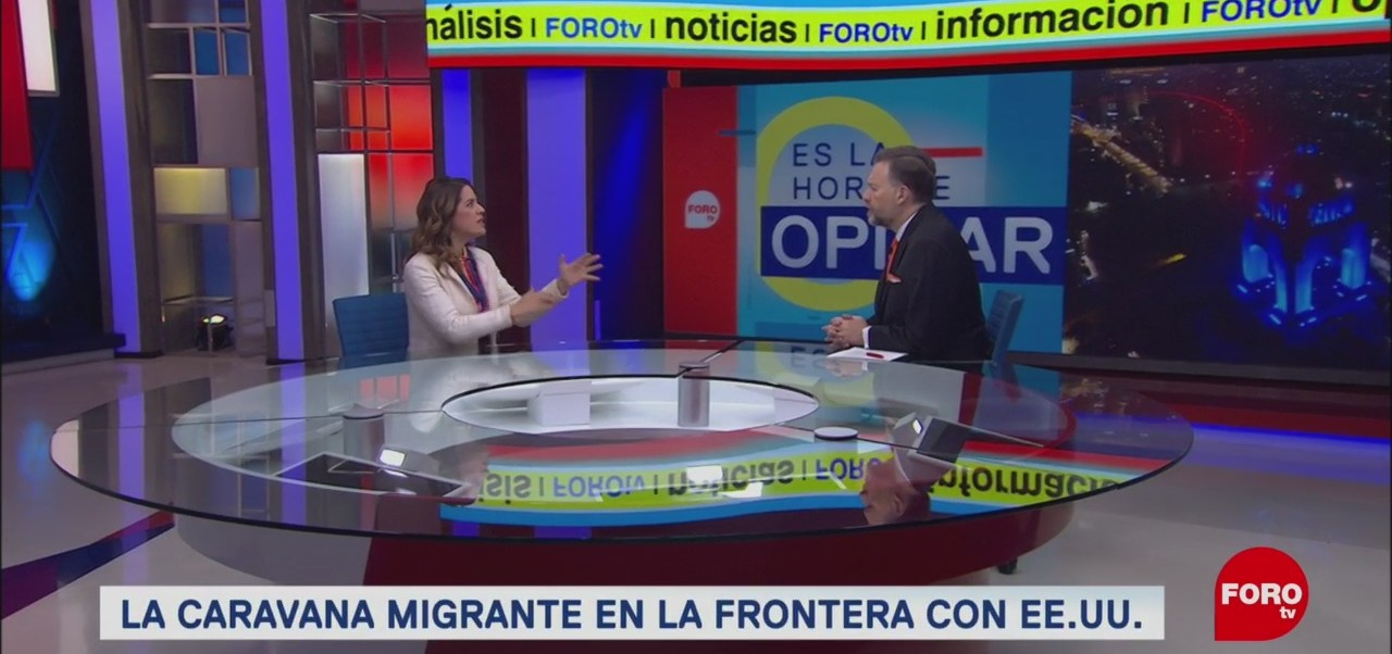 Migrantes Tijuana Crisis Humanitaria En Aumento
