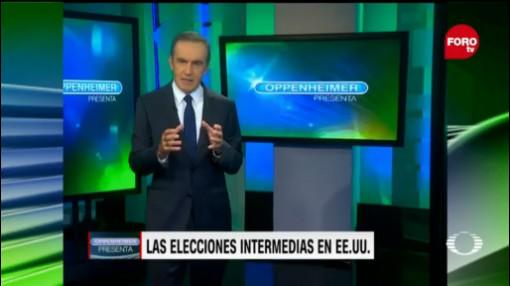 Oppenheimer: programa del 3 de noviembre de 2018