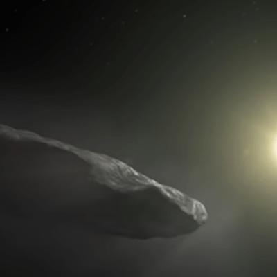 Surgen nuevos detalles del Oumuamua, el objeto espacial señalado como nave alienígena